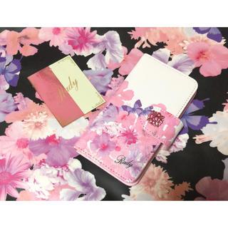 レディー(Rady)のRady♡iPhone ケース♡手帳型♡ビジュー♡ダチュラ リエンダ  マーズ系(iPhoneケース)