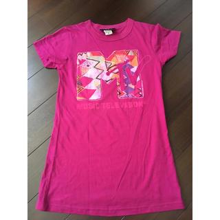 ジャンクフード(JUNK FOOD)の美品 ジャンクフード MTV Tシャツ(Tシャツ(半袖/袖なし))