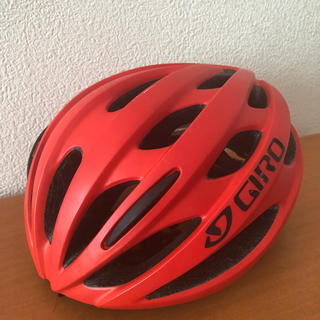 ジロ(GIRO)のGIRO ジロ tempest ジュニアヘルメット(ウエア)