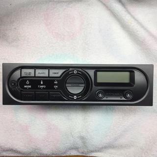 大型トラック用ラジオ◇新車外し保管品(トラック・バス用品)