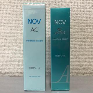 ノブ(NOV)のNOV ACアクティブ 保湿クリーム ノブ(フェイスクリーム)