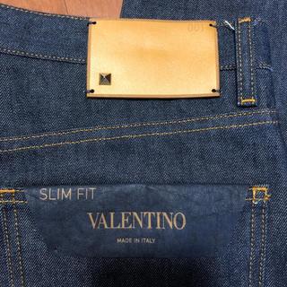 ヴァレンティノ(VALENTINO)のVALENTINO ヴァレンティノ デニム 28 サンローラン(デニム/ジーンズ)