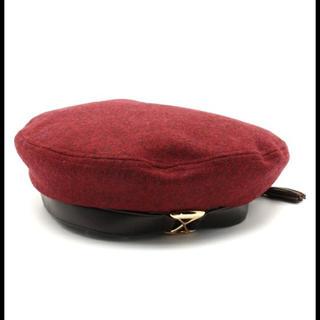 アールエヌエー(RNA)のRNA クロスバックルベレー帽(ハンチング/ベレー帽)