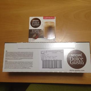 Nestle - ネスカフェ ドルチェグスト カフェオレ インテンソ 16杯×4箱