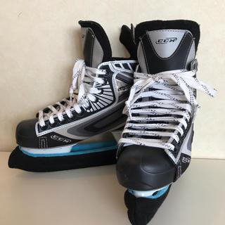 シーシーエム(CCM)のCCM スケート靴(ウインタースポーツ)