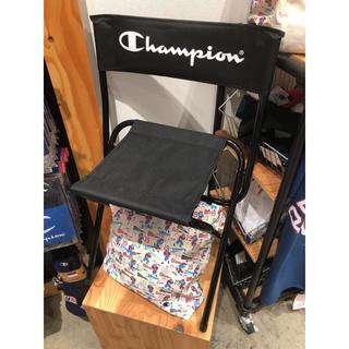 チャンピオン(Champion)の☆限定☆ チャンピオン 折り畳み椅子 2つセット(折り畳みイス)