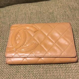 シャネル(CHANEL)のシャネルサイフ正規(財布)