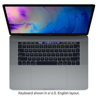 マック(Mac (Apple))のMac book pro 2018 15インチモデル 第8世代2.2Ghz新品(ノートPC)