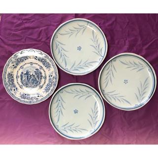 ニッコー(NIKKO)の大皿 食器 4枚 ダブルフェニックス ニッコー 香 和食器(食器)