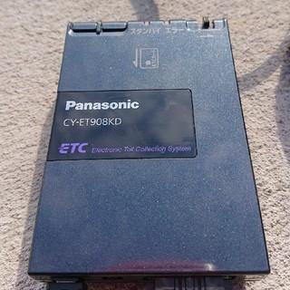 ETC車載器 普通車登録 Panasonic CY-ET908KD(ETC)
