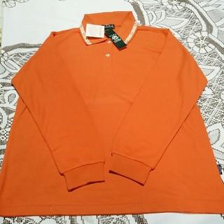 ポロクラブ(Polo Club)の婦人用ポロシャツ(未使用タグ付き☆)(ポロシャツ)
