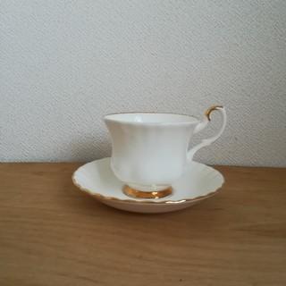 ロイヤルアルバート(ROYAL ALBERT)のロイヤルアルバート ティーカップ(グラス/カップ)
