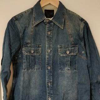 デンハム(DENHAM)のデンハムのデニムシャツ!(Tシャツ/カットソー(半袖/袖なし))