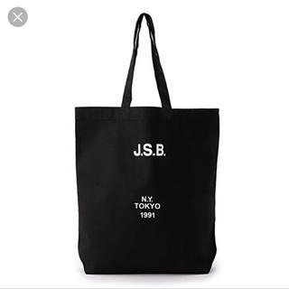 サンダイメジェイソウルブラザーズ(三代目 J Soul Brothers)のJSB トートバッグ(トートバッグ)