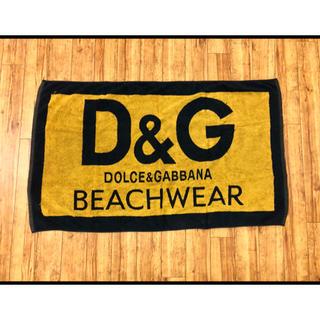 ドルチェアンドガッバーナ(DOLCE&GABBANA)のしずえ様専用‼️今大人気流行りのDOLCE&GABBANAドルチェ&ガッバーナ(タオル/バス用品)