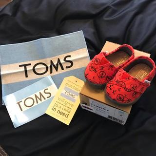 トムズ(TOMS)のTOMS ベビー靴 ファーストシューズ (その他)