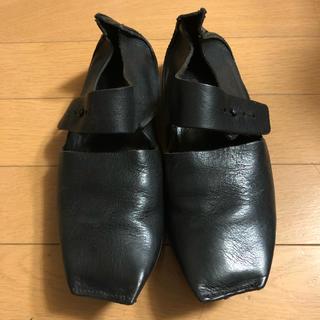 トリッペン(trippen)の【新品未使用】trippen amira 36(ローファー/革靴)