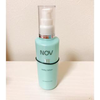 ノブ(NOV)のノブⅢ ミルキィローション乳液(乳液 / ミルク)