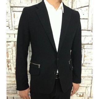 ダブルジェーケー(wjk)の定価59400円 wjk スウェットジャージジャケット AKMジュンハシモト(テーラードジャケット)