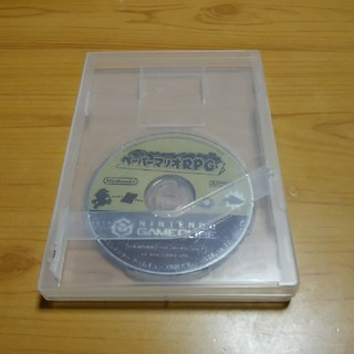 ニンテンドーゲームキューブ(ニンテンドーゲームキューブ)のペーパーマリオRPG(家庭用ゲームソフト)
