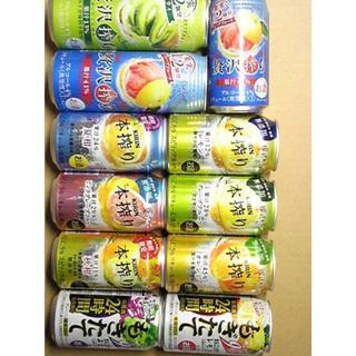 チューハイの詰め合わせ 29本 4516円分【随時値下げ】(リキュール/果実酒)