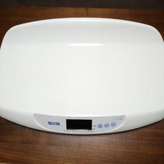 タニタ(TANITA)の美品タニタ★ベビースケール BD-586(ベビースケール)