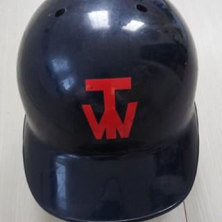 軟式野球両耳ヘルメット(防具)