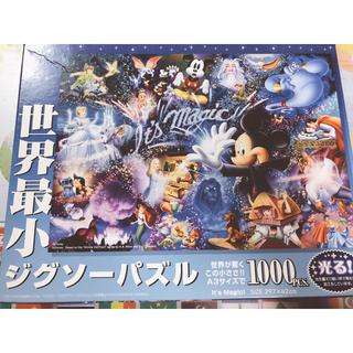 ディズニー(Disney)のジグソーパズル 1000PCS.(趣味/スポーツ)