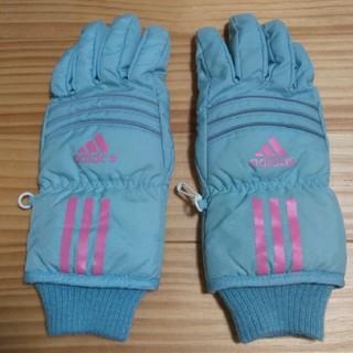 アディダス(adidas)の子供手袋(手袋)