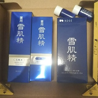 セッキセイ(雪肌精)のKOSEセット(化粧水 / ローション)