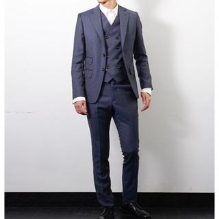 ジュンハシモト(junhashimoto)の一度着用131760円17AW ジュンハシモト スーツジャケットパンツAKM(セットアップ)