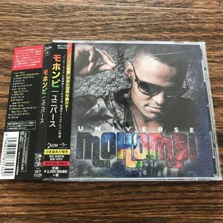 MOHOMBI / UNIVERSE / 国内 / 送料無料(ワールドミュージック)