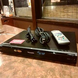 パナソニック(Panasonic)のパナソニック レコーダー XW100  完動品 フレッシュリーチーズ様専用です!(DVDレコーダー)