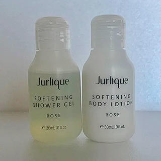 ジュリーク(Jurlique)のJurlique ジュリーク シャワージェル ボディローション ローズ 30ml(ボディローション/ミルク)