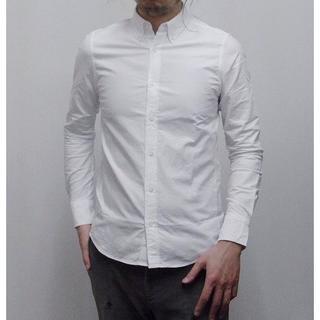 エイケイエム(AKM)の定価20520円 AKM オックスフォードドレスシャツ wjkジュンハシモト(シャツ)
