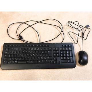 デル(DELL)の【DELL】USB キーボード マウス セット(PC周辺機器)