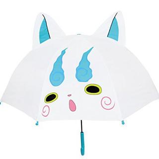 妖怪ウォッチ コマさん 子供用長傘(傘)