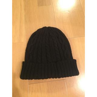 シューラルー(SHOO・LA・RUE)のニット帽(ニット帽/ビーニー)