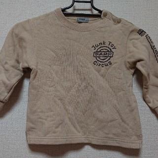 パプ(papp)のpaqq トップス(Tシャツ/カットソー)