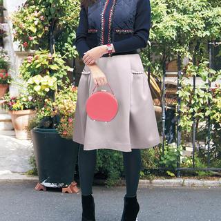 チェスティ(Chesty)のチェスティ ♡ パールスカート(ひざ丈スカート)