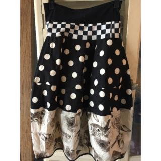 アッシュペーフランス(H.P.FRANCE)のPICTURESのバルーンスカート(ロングスカート)