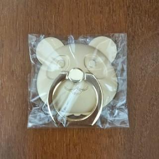 ケイタマルヤマ(KEITA MARUYAMA TOKYO PARIS)のパンダ  スマホリング  雑誌付録(その他)