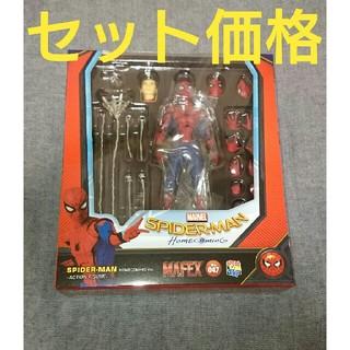 MEDICOM TOY - MAFEX マフェックス No.047 スパイダーマン ホームカミングバージョン