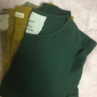 インザグルーヴ(in the groove)のめぐりん様専用 長袖Tシャツ3枚セット(Tシャツ(長袖/七分))