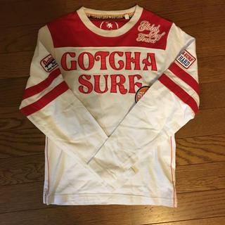 ガッチャ(GOTCHA)の長袖Tシャツ(Tシャツ/カットソー)