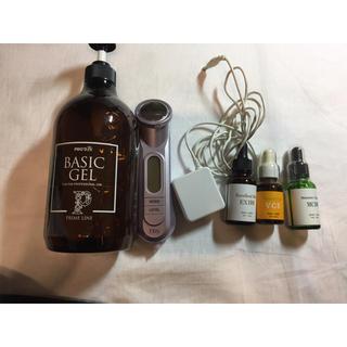 エビスケショウヒン(EBiS(エビス化粧品))のエビス ツインエレナイザー ジェル、美容液 EBis化粧品(フェイスケア/美顔器)