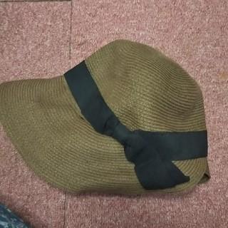 シマムラ(しまむら)のしまむら  UV帽子 難あり(ハット)