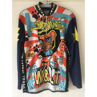 ウォルターヴァンベイレンドンク(Walter Van Beirendonck)のW&LT サイクリングシャツ トラ ウォルト(Tシャツ/カットソー(七分/長袖))