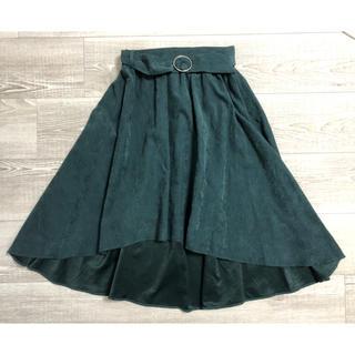 イングファースト(INGNI First)のINGNI First イレヘムスカート 140cm ★超美品★(スカート)