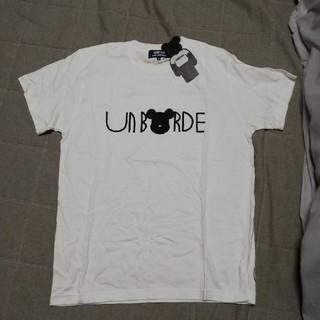 MEDICOM TOY - UNBORDE X BE@RBRICK TEE -white